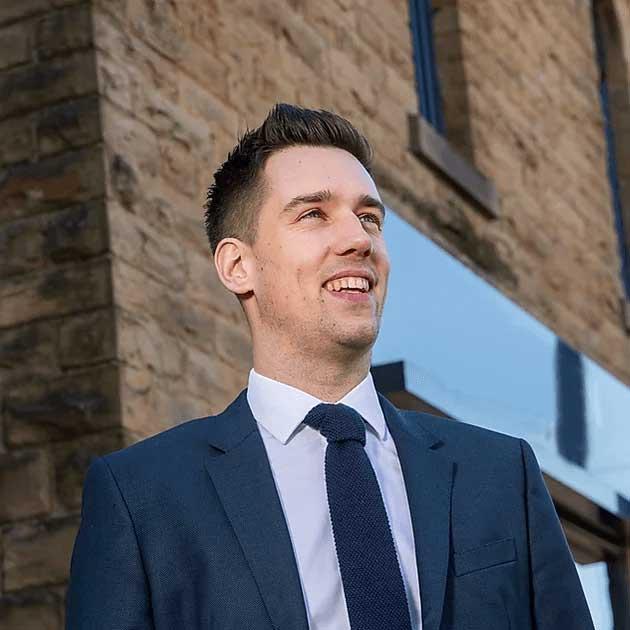 Photo of Jamie Megson